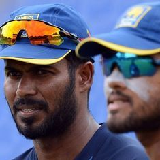 Sri Lanka captain Upul Tharanga handed two-match ban for slow over-rate