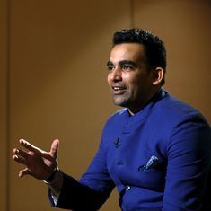 Not difficult getting used to new routines: MI bowling coach Zaheer Khan on bio-bubble protocols