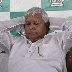 'It is a conspiracy to worsen my health': Lalu Yadav criticises AIIMS for discharging him