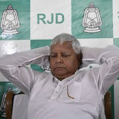 I-T Department issues summons to Lalu Yadav's Rashtriya Janata Dal over Patna rally expenses