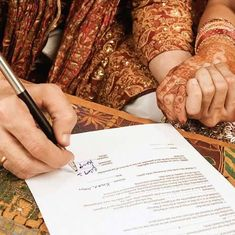 Should marriage registration be mandatory? Only if the process is simplified, say couples