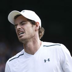 Murray's loss at Eastbourne casts fresh doubt over Wimbledon participation