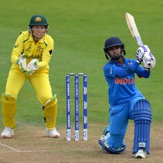 Batting fails, fielding woes, Mithali Raj's record quest: Takeaways from India's loss to Australia