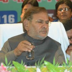 Bihar potboiler: As grand alliance teeters, Sharad Yadav too tilts away from Nitish Kumar and JD(U)