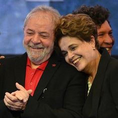 Former Brazil President Lula da Silva convicted of corruption