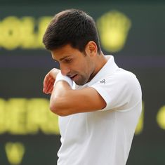 Novak Djokovic to drop out of world's top 10 for first time in more than a decade