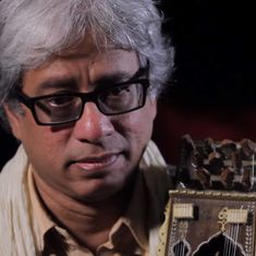 Listen: A tribute to Dhruba Ghosh (1957-2017), a rounded musician whose first love was the sarangi