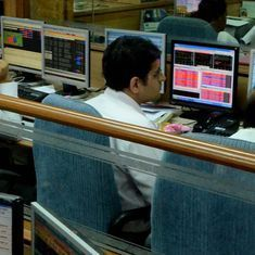 Sensex, Nifty close flat as investors await Wipro, Axis Bank second-quarter results
