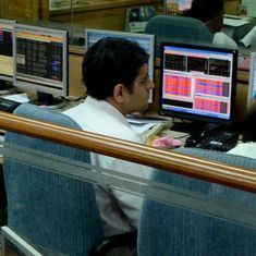 Sensex, Nifty close at an all-time high