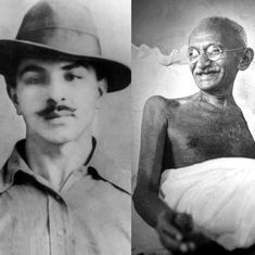 On Guru Purnima, a Pakistani writer's  tribute to his teachers  – Nehru, Gandhi and Bhagat Singh