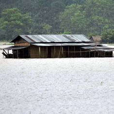 North East floods: Toll reaches 83, 58 districts affected by the deluge