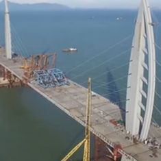 Watch: The world's longest bridge over the sea is (almost) here, linking Hong Kong to Macau