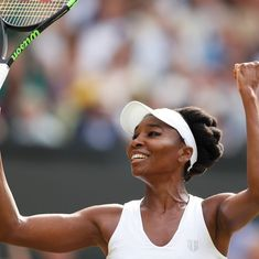 'This is where I want to be': Wimbledon finalist Venus Williams eyes her eighth Grand Slam title