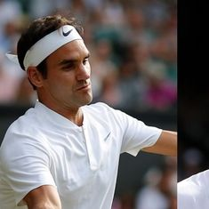 Roger Federer eyes another record in unpredictable men's semifinals at Wimbledon