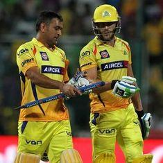 क्यों चेन्नई सुपर किंग्स के साथ महेंद्र सिंह धोनी के फिर जुड़ने की संभावना मजबूत हो रही है?