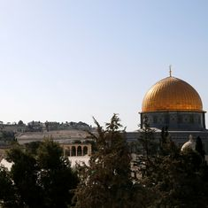 Jerusalem: Three injured after gunmen open fire near holy site, attackers killed