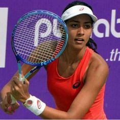 India's Karman Kaur Thandi reaches semi-final of ITF Pro Circuit event in China