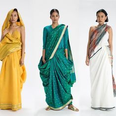 From saris to T-shirts: A Google project has brought millennia of fashion online