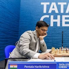 Geneva FIDE Grand Prix: P Harikrishna draws with Alexander Grischuk, loses top-spot in the standings