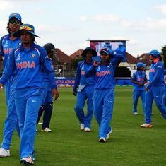 Mithali Raj's India hold on to No 4 spot, champions England dislodge Australia at top of rankings