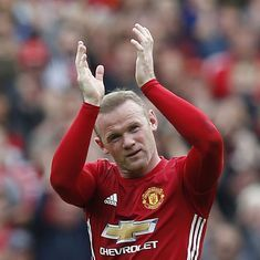 Don't go by his last three seasons. Wayne Rooney is and will remain a Manchester United legend