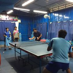 Meet Jayanta Pushilal, the unsung coach who has trained some of Indian table tennis' biggest stars