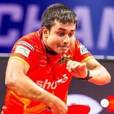 Soumyajit Ghosh suspended, dropped from India's Table Tennis squad for Commonwealth Games
