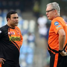 If selection process employed by Ganguly, Tendulkar and Laxman was fair, Moody would've got the job