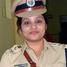 Karnataka transfers Bengaluru police official who claimed Sasikala got special treatment in jail