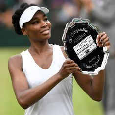 'There's definitely something for me to learn,' says Venus Williams after her Wimbledon loss