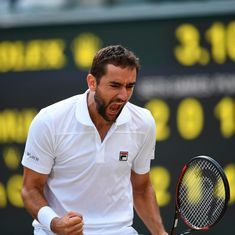 Federer's 19th Slam is no certainty: Cilic is a worthy opponent and this is his chance to shine
