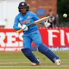 From struggling to soaring: Mithali-Krishnamurthy's 108-run stand was audacious and stunning