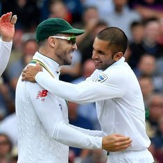 South Africa bowlers leave England reeling on Day 2 of second Test