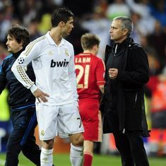 'Mission impossible': Jose Mourinho rules out Cristiano Ronaldo move to Manchester United