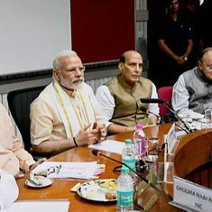 All-party meeting: PM asks states to punish cow vigilantes who use violence