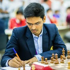 Chess: P Harikrishna defeats Nihal Sarin to stay in joint lead at TePe Sigeman tournament