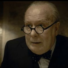 Watch: Gary Oldman as Winston Churchill in 'Darkest Hour'