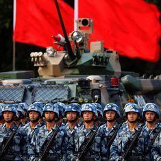 चीन का रक्षा बजट भारत से चार गुना होने सहित आज के वीडियो समाचार