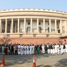 The big news: Parliament adjourned as Andhra Pradesh MPs continue protests, and 9 other top stories