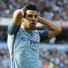 After just one year under Guardiola, Nolito leaves Manchester City