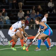 Women's HWL Semi-final: Indian defence woke up late in tale of two halves against Argentina