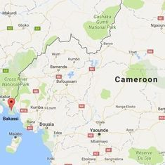 Cameroon: 34 declared missing after military ship sinks off the country's coast