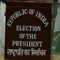 भारत का प्रथम नागरिक कैसे चुना जाता है?