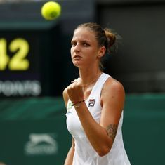 Karolina Pliskova stays world No 1, Kerber slips to third after fourth round exit in Wimbledon