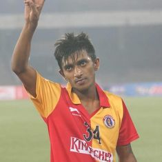 The curious case of footballer Abinash Ruidas' contract situation at East Bengal