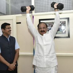 Venkaiah Naidu: India's likely next vice president is a visionary with a creative vocabulary