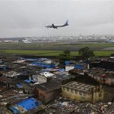 Video: Buildings near Mumbai's international airport have suddenly become obstacles for flights