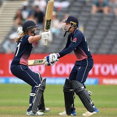 ICC Women's World Cup: England win a thriller against SA to reach final at Lord's