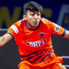 Harmeet Desai stars in Maharashtra United's comprehensive win over RP-SG Mavericks in UTT