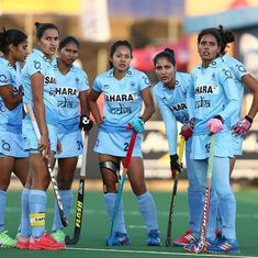 India's women's hockey team held to 1-1 draw by South Korea, win five match series 3-1